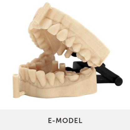 envisionTEC Materials E-MODEL
