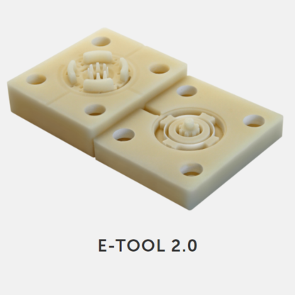 envisionTEC Materials E-TOOL 2.0