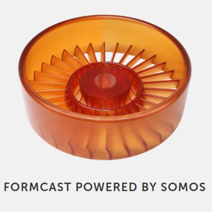 envisionTEC Materials FORMCAST BY SOMOS