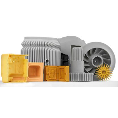 envisionTEC Materials Large Format Parts
